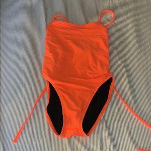 Orange Jackson II Jolyn Onsie